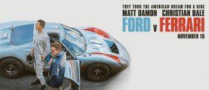 Cover for the Movie Ford v Ferrari